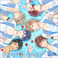 「Beautiful Dancer」 Type-A ジャケット画像