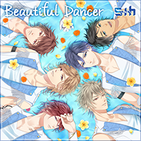 「Beautiful Dancer」 Type-B ジャケット画像